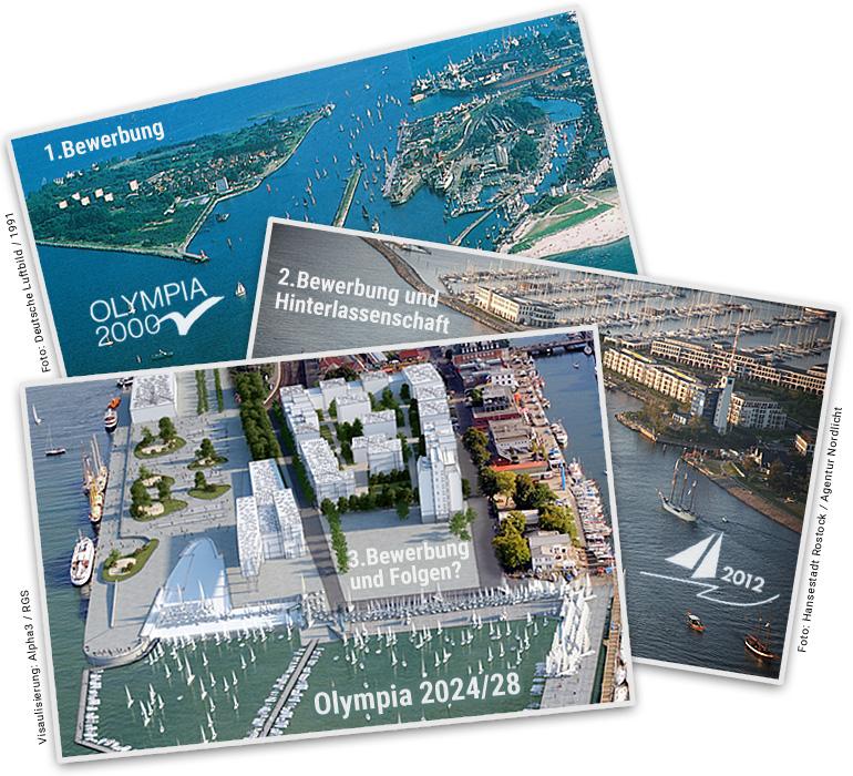 Rostocks Olympia-Träume